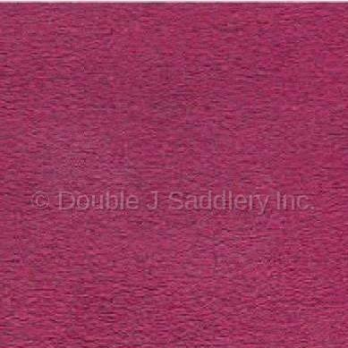 Fuchsia Suede Leather!  Please note: Leather material is shown for design purpose only!