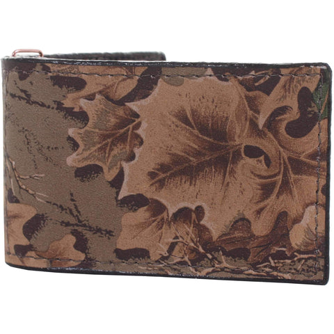 Mc49 - Camouflage Money Clip Wallet