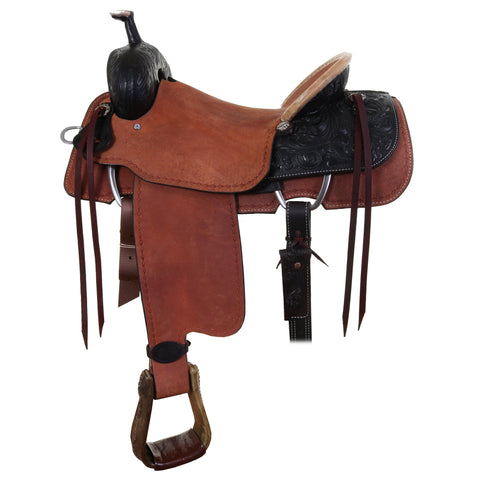 Sct00 - 74083 Ranch Cutter Saddle