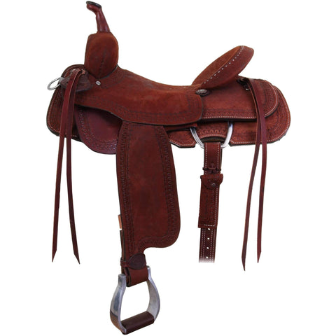 Spr00 - 66245 Double J Pro Custom Saddle Saddle