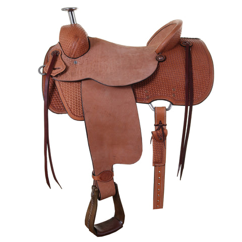 SRR00 - 81770 - Ranch Roper Saddle