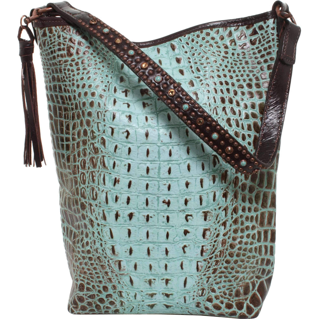 ST80 - Mint Chocolate Chip Small Tote