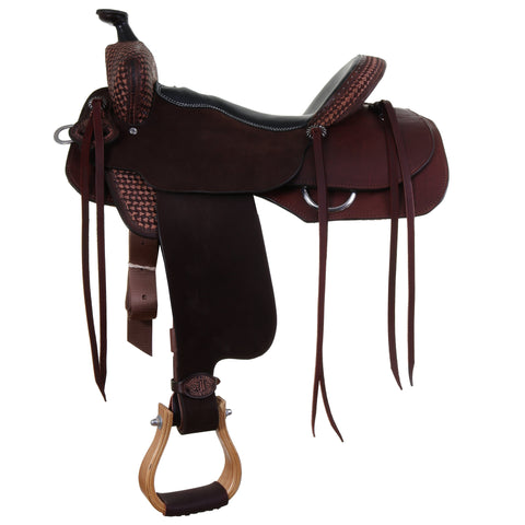 Sts00 - 75110 Trail Saddle Saddle