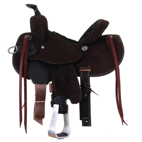 Sy00 - 76891 Youth Saddle Saddle