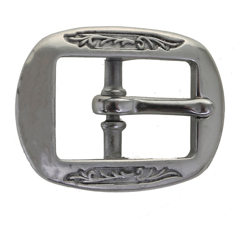 TB-A Antique Silver Tack Buckle