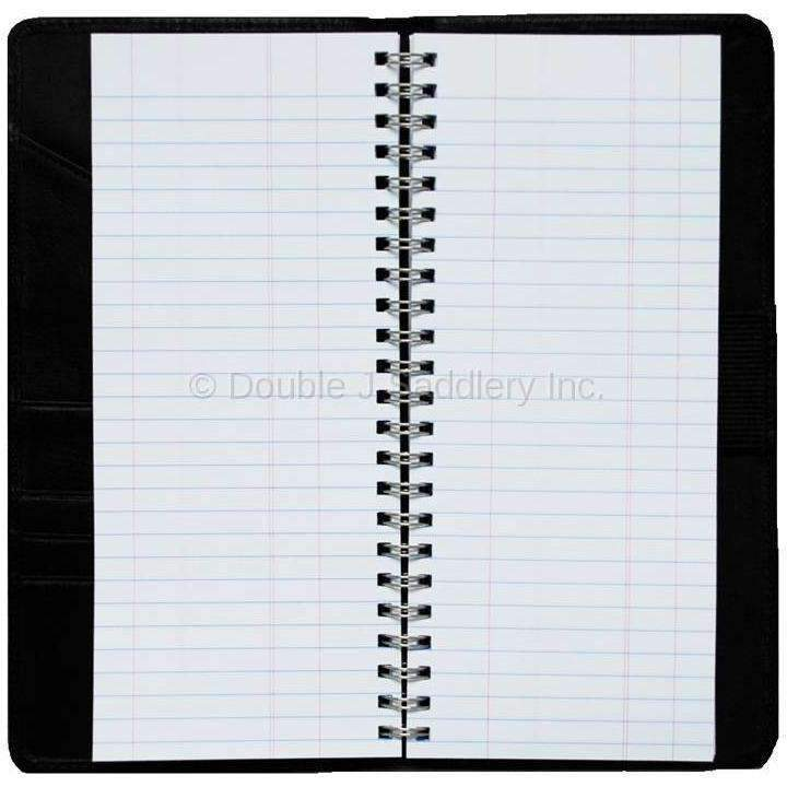 Replacement Tally Book Pad - Double J Saddlery
