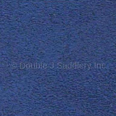 Royal Blue Suede Leather - SLSURB - Double J Saddlery