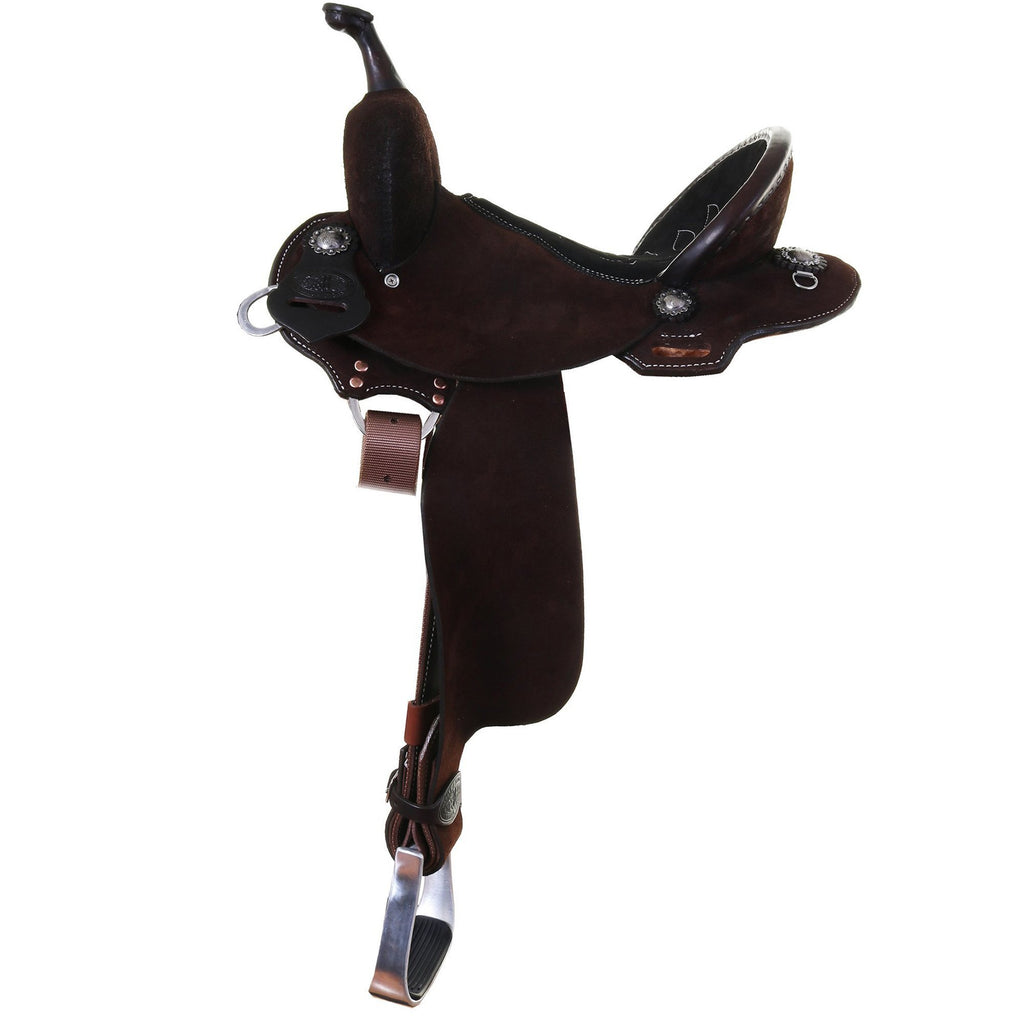 SFLW01 - Feather Light Weight Saddle - Double J Saddlery