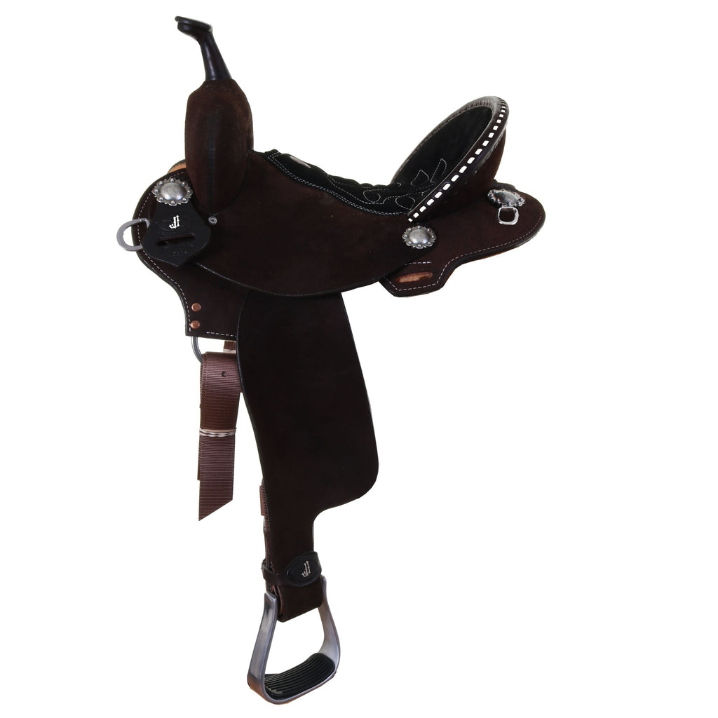 SFLW01W - Feather Light Weight Saddle - Double J Saddlery