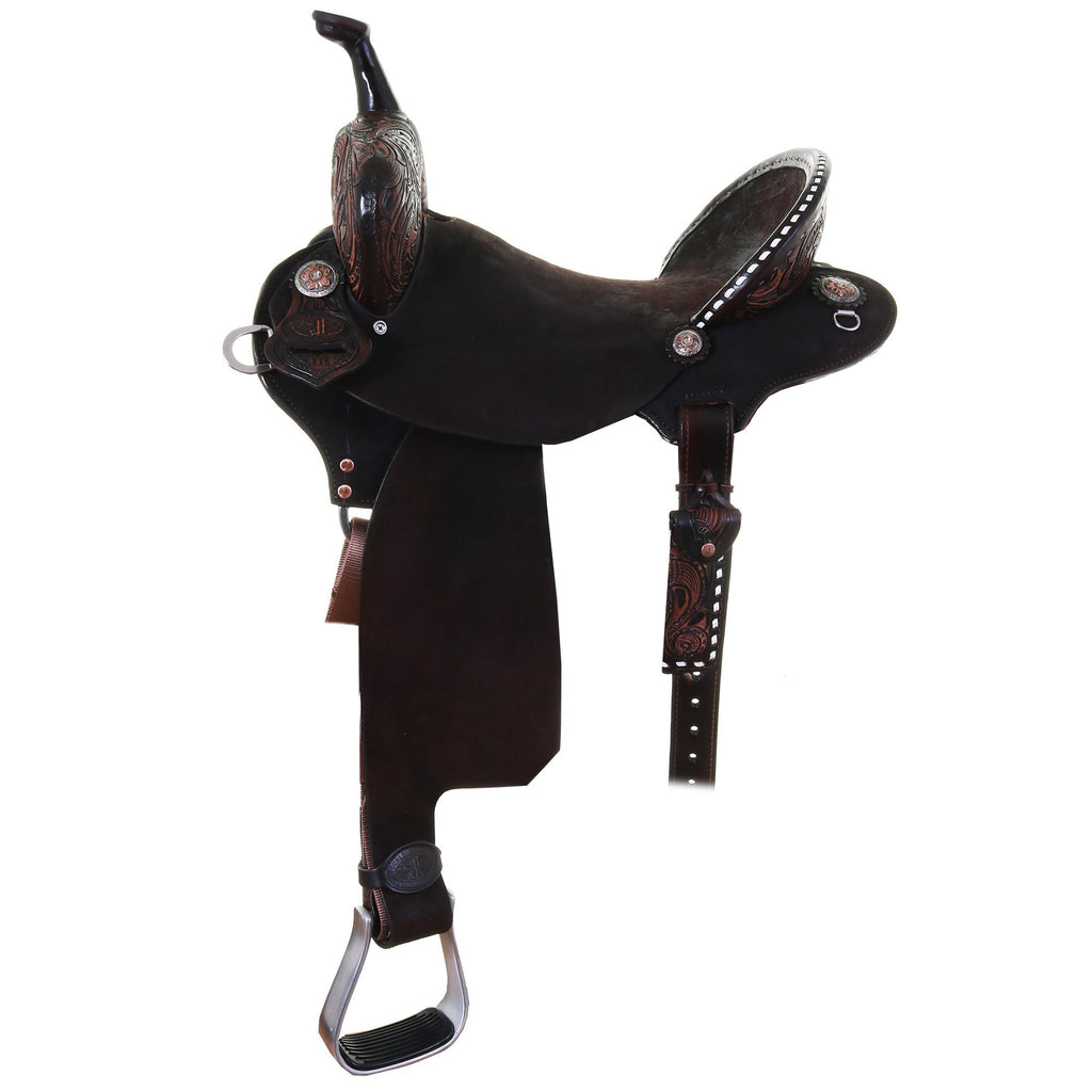 SFLW03 - Feather Light Weight Saddle - Double J Saddlery