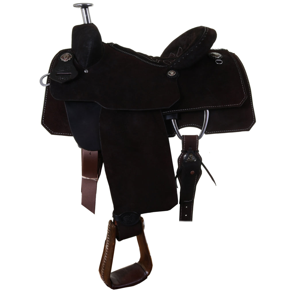 SHT537 - Double J Hi Tech Roper - Double J Saddlery
