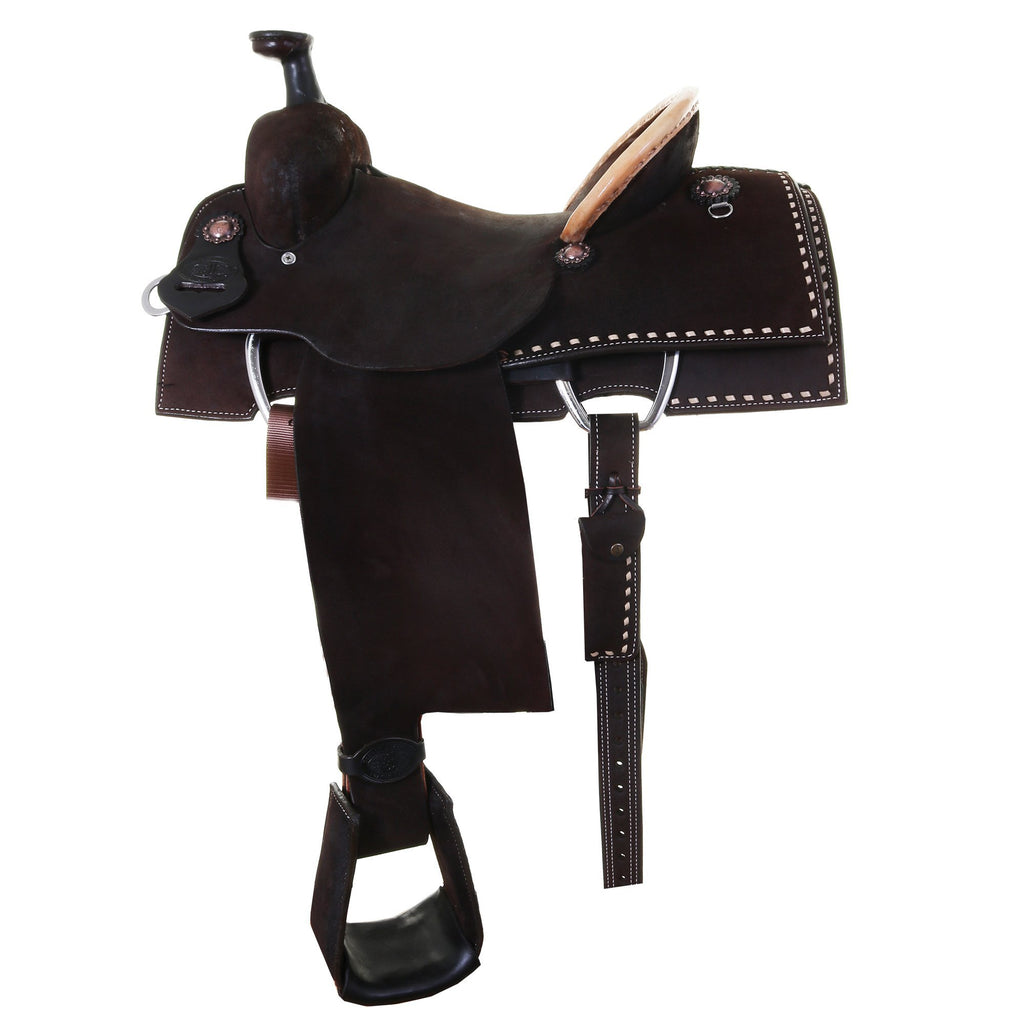 STR286 - Double J Team Roper - Double J Saddlery