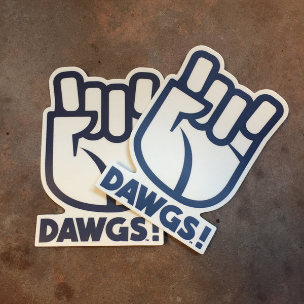 SWOSU DAWGS Window Decal- 4
