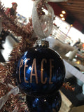 Personalized Christmas Bulbs