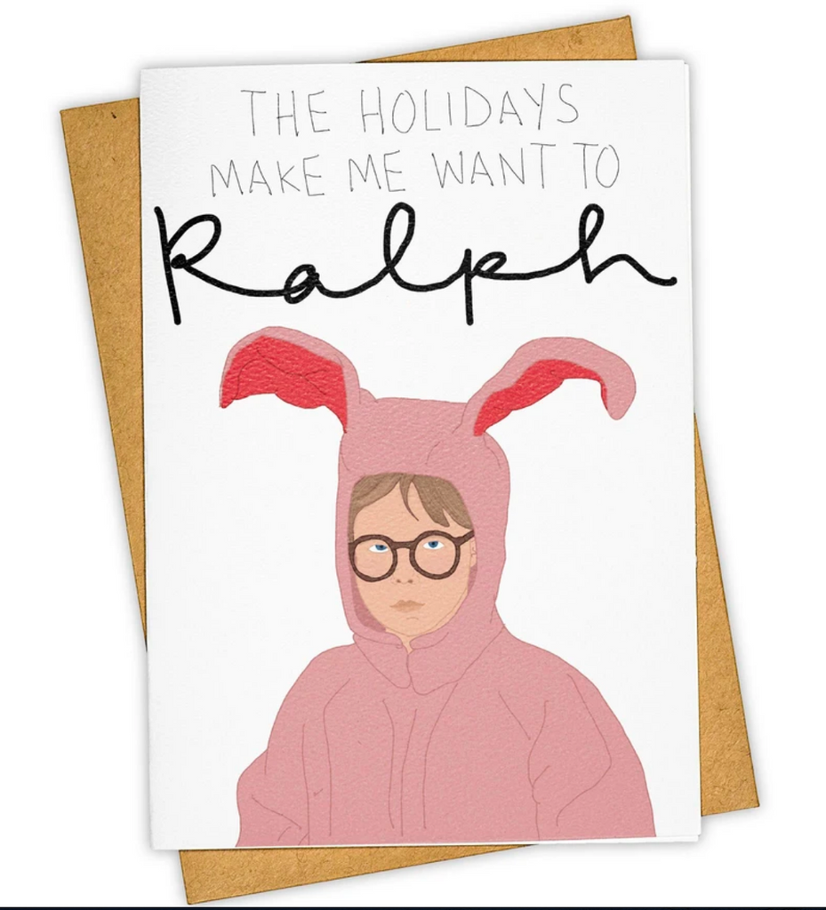 Ralph Holiday Card