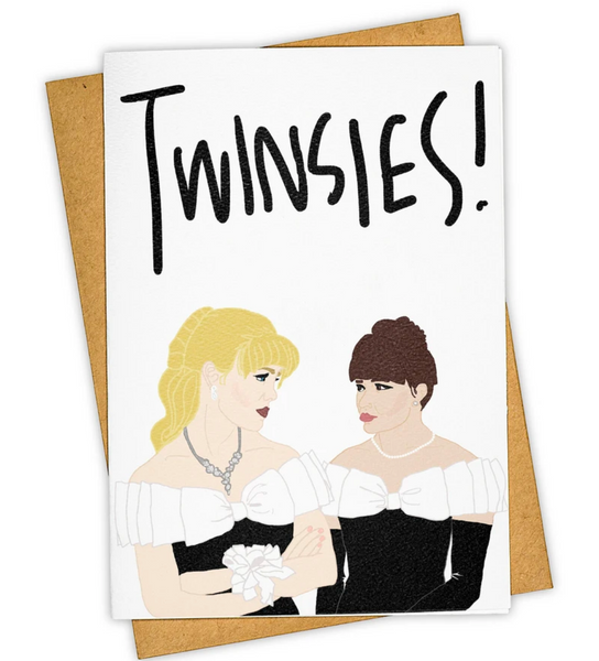 """Twinsies"" Card"