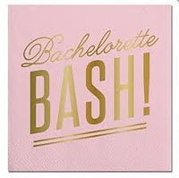 Slant Cocktail Napkins 20 Count Bachelorette Bash By Slant Collections