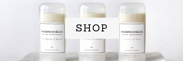 Shop Mabrook & Co. Natural Deodorant