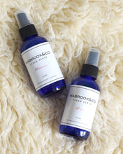 Aromatherapy room spray, linen spray, body spray, facial mist, toner