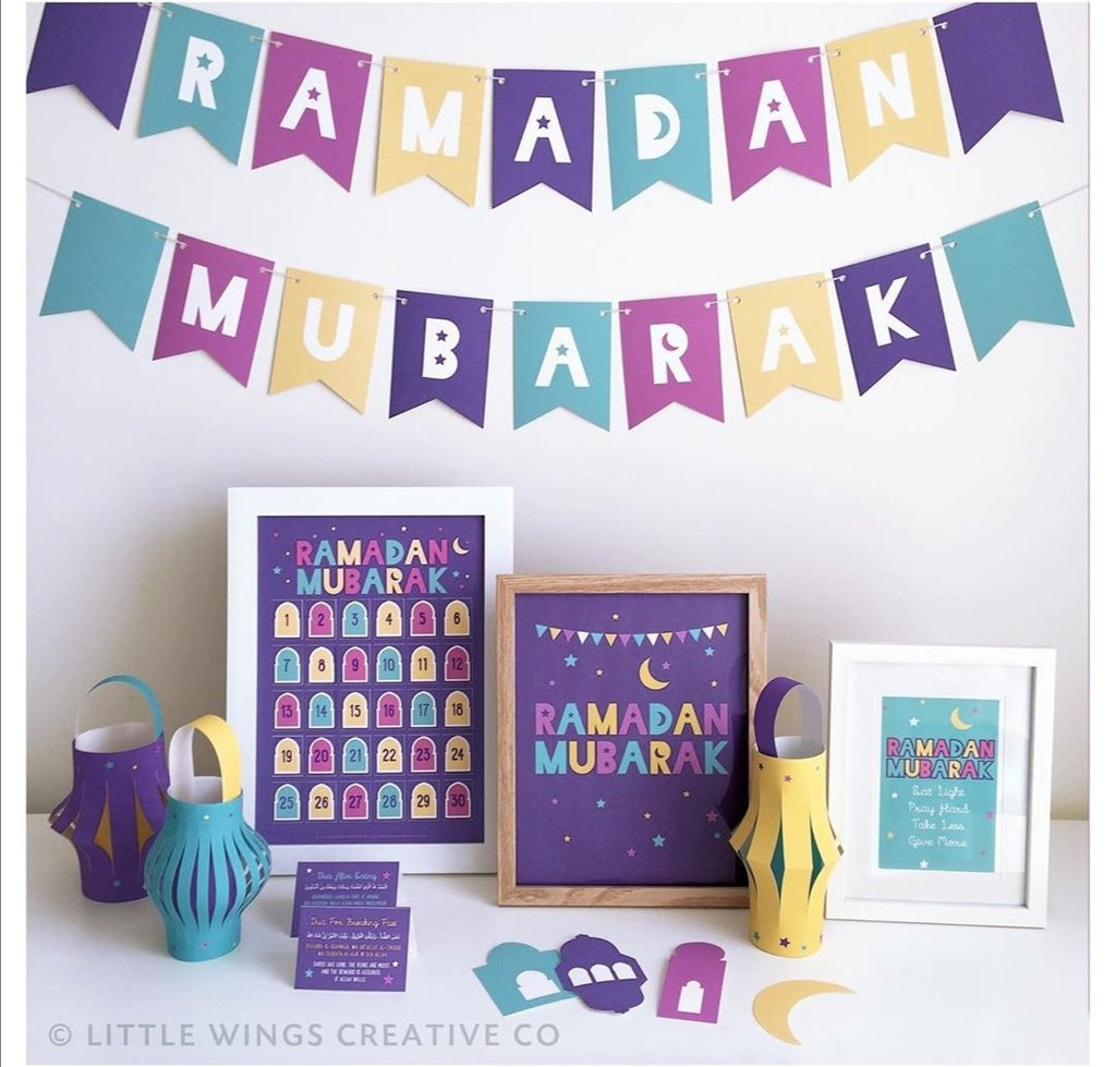 Free! Ramadan Decor Printables