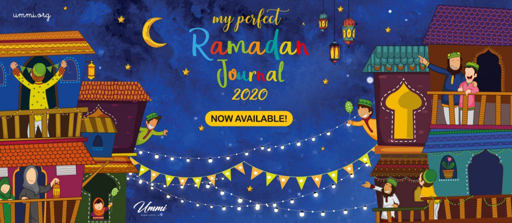Free! My Perfect Ramadan Journal: +7 years - 2020 Version