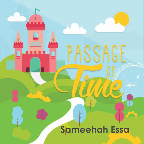 Passage of Time by Sameehah Essa (CD)