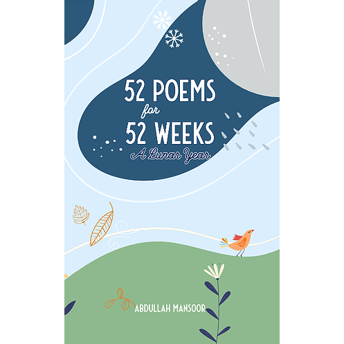 52 Poems For 52 Weeks