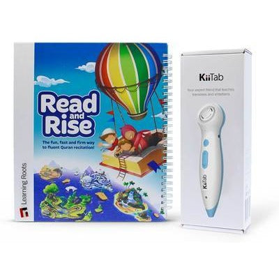 Read and Rise: Book + Kitaab