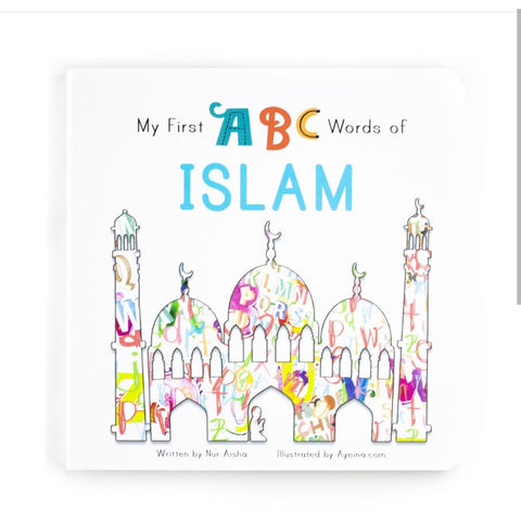 My First ABC Words of Islam
