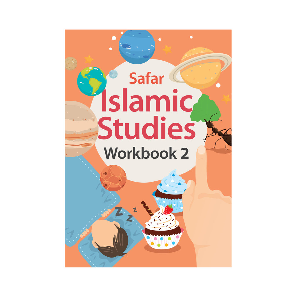 Islamic Studies: Workbook 2 – Learn about Islam Series by Safar