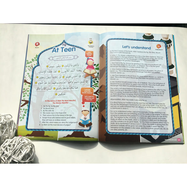 Bundle: Your Surahs Made Easy - Part 1 & 2