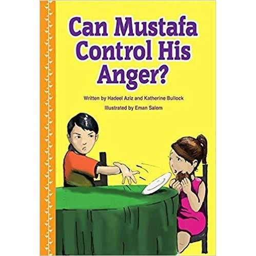 Can Mustafa Control His Anger