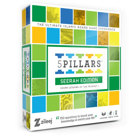 5Pillars Game - Seerah Edition