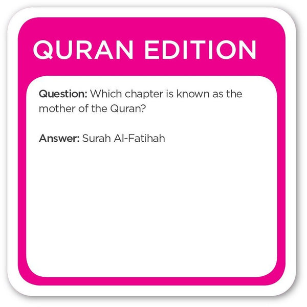 5Pillars Game - Trivia Burst: Quran Edition