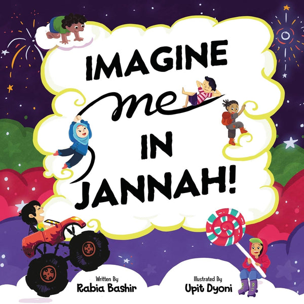 Imagine Me In Jannah!