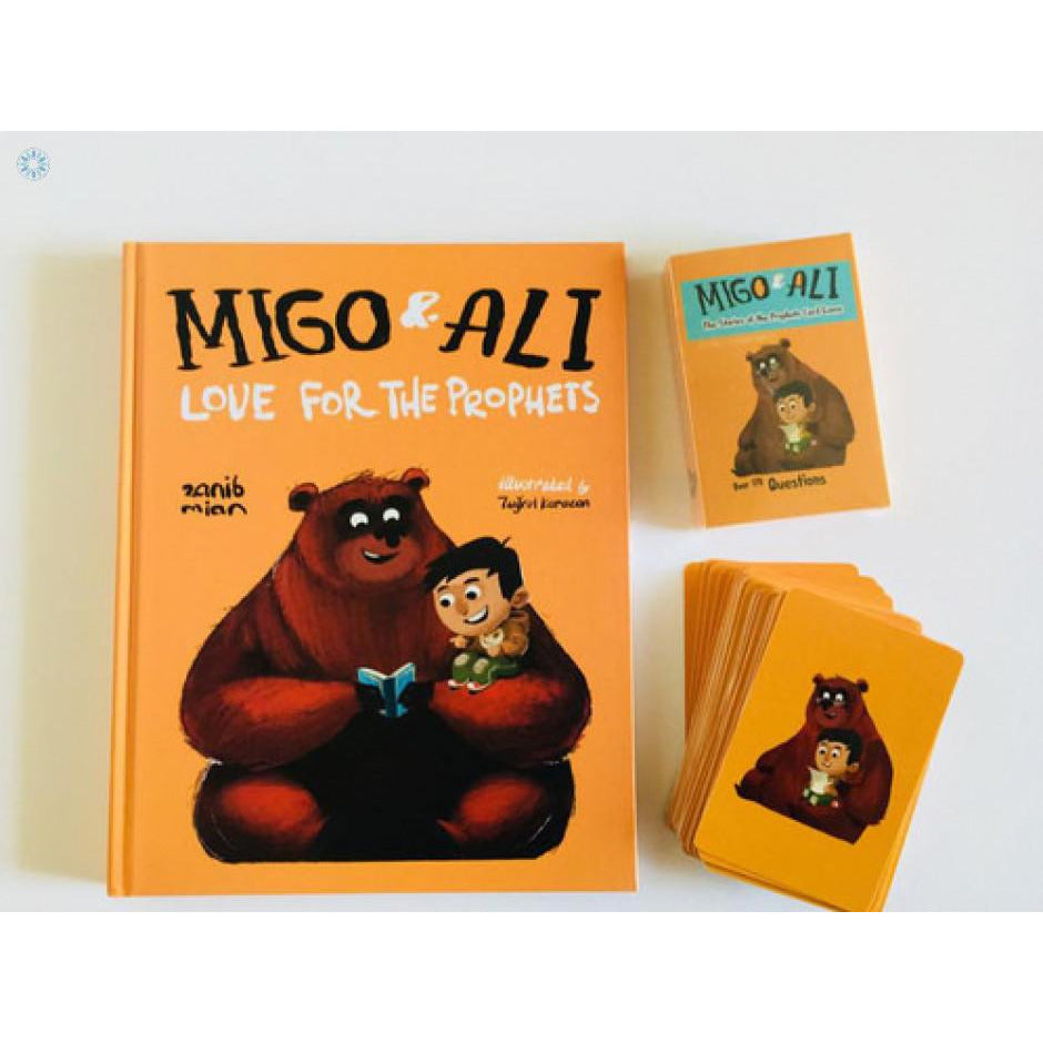 Migo & Ali Bundle: Stories of the Prophets + Card Game