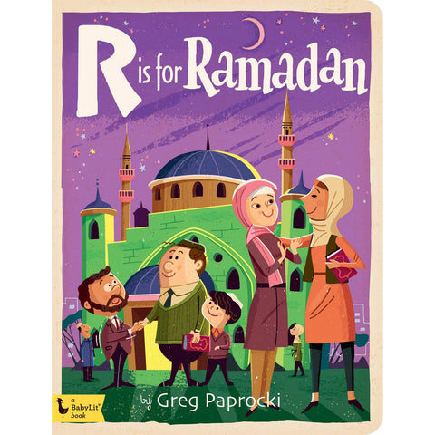 R is for Ramadan (Board Book)