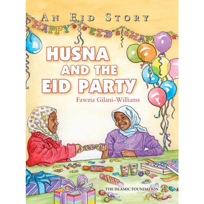 Husna and the Eid Party