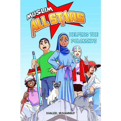 Muslim All-Stars: Helping the Polonsky's