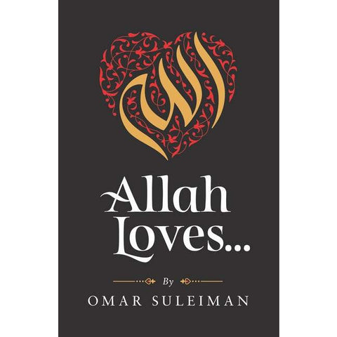 Allah Loves (softcover)