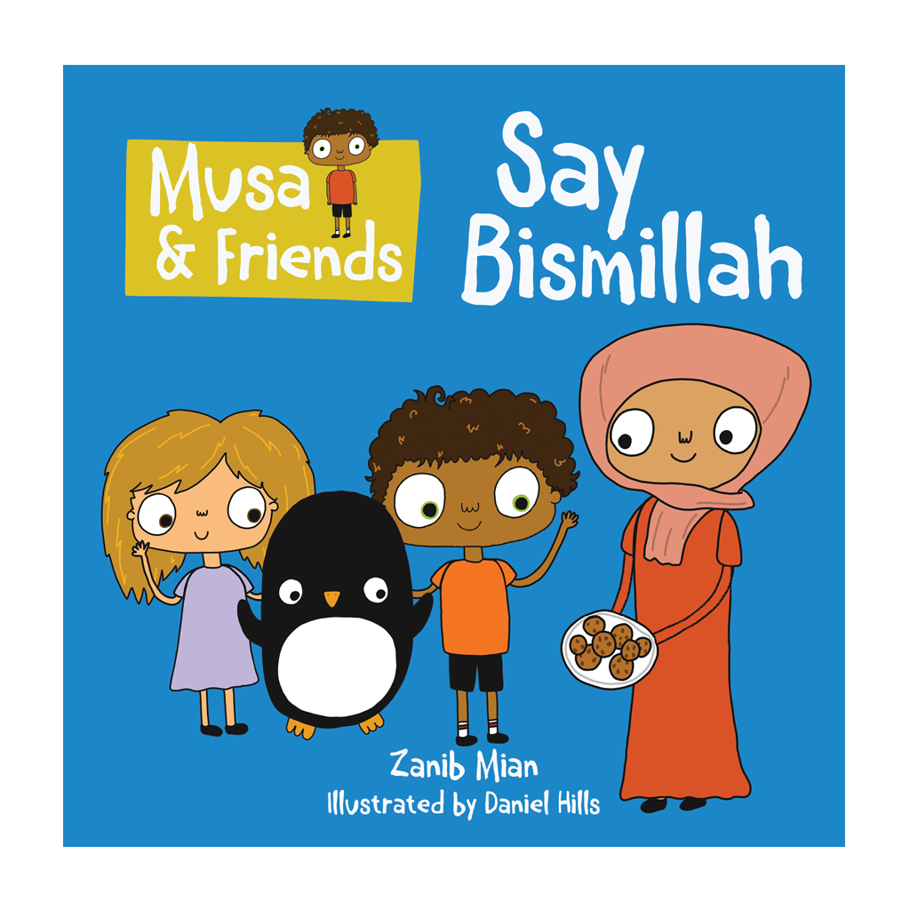 Musa and Friends: Say Bismillah