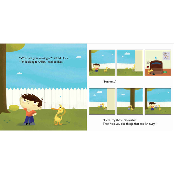 Ilyas & Duck: Search For Allah