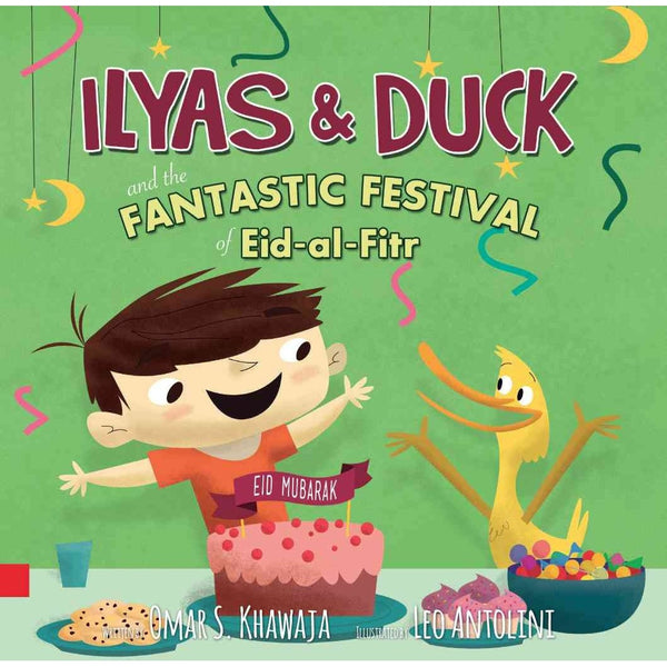 Ilyas & Duck Book Set Bundle (3 Books)