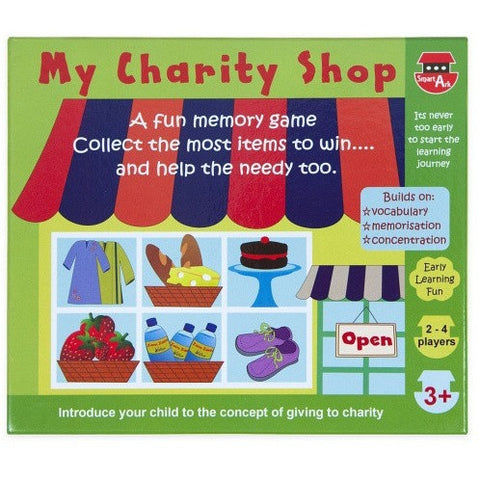 My Charity Shop Game