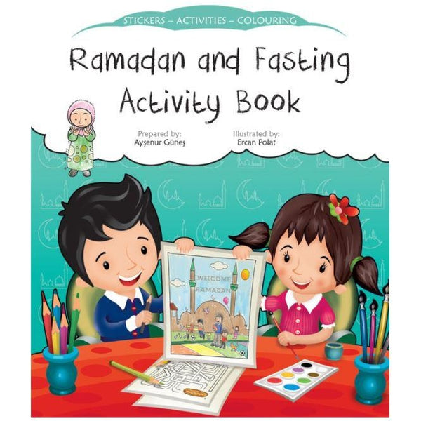 Bundle: Islamic Activity Book Set (5 Books)