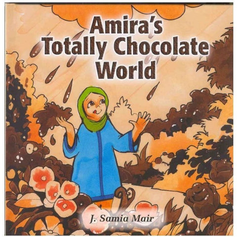 Amira's Totally Chocolate World