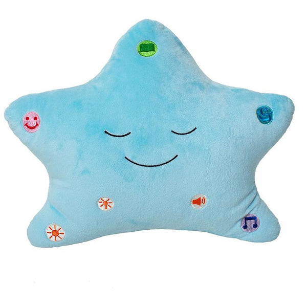 My Dua' Pillow - Blue