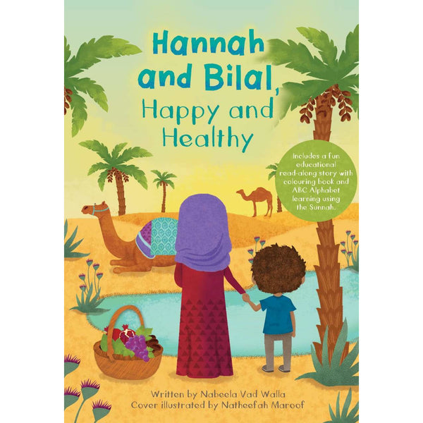 Hannah and Bilal: Happy and Healthy