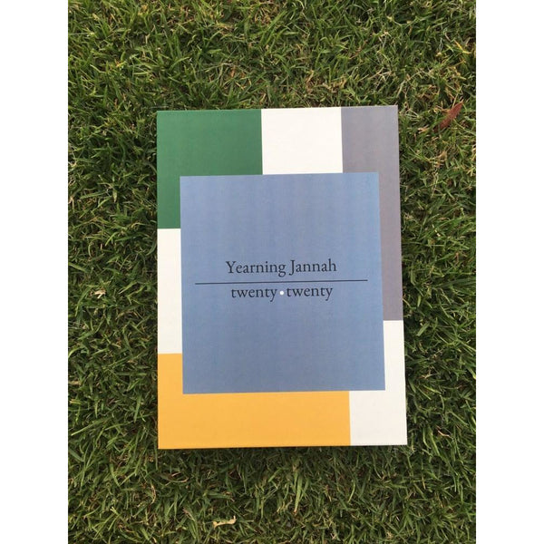 2020 Muslimah Life Planner: Yearning Jannah [Limited Stock]