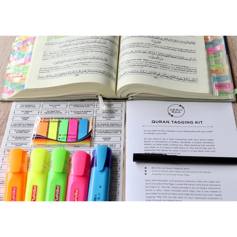 Quran Tagging Kit [Restock Early December]